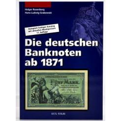 Deutsche Banknoten - katalog banknotów niemieckich