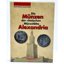Katalog Munzen Alexandria - monety Aleksandria