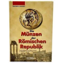 Katalog monet republiki Rzymskiej Munzen der romischen Republik