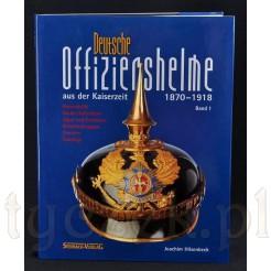 Deutsche Offiziershelme TOM I Katalog