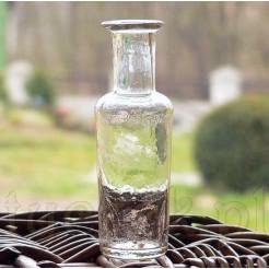 Miniaturowa butelka - fiolka z XIX wieku