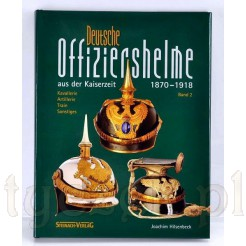 Deutsche Ofiziershelme - przekrojowy album wojskowe