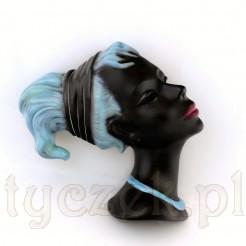 Ekskluzywna ceramiczna maska na ścianę