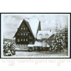 Nieistniejący budynek Schroniska Kamieńczyk