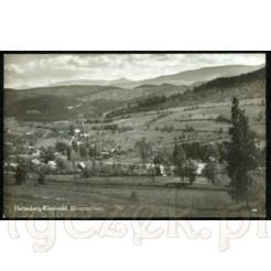 Przepiękna panorama Karkonoszy