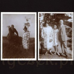 Rodzinne pamiątkowe fotografie w plenerze
