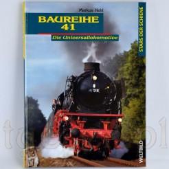 Lokomotywy baureihe 41 - model seria 41