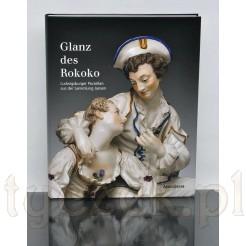 GLANZ DES ROKOKO - album o starej porcelanie