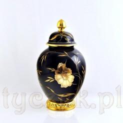 Rewelacyjna amfora z firmowej porcelany Rosenthal