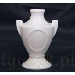 Miniaturowa amforka z porcelany