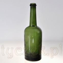 Oryginalna szklana butelka na wina i nalewki
