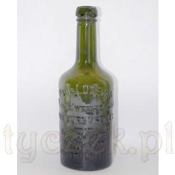 Butelka mineralna LUDEWIG Freiburg - dawne Świebodzice