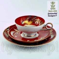 GOLRELIEF jubilerska precyzja w malowaniu złotem szlachetnej porcelany