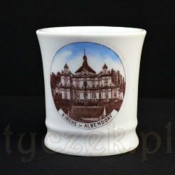 Porcelanowy kubek z Albendorf