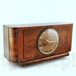 Luksusowy zegar z okresu Art Deco