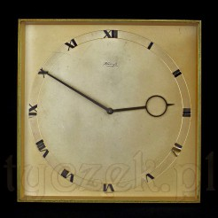 Kolekcjonerski zegarek stojący Kienzle