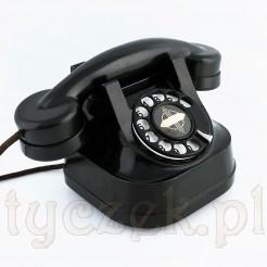 Art Deco telefon stojący marki ATEA