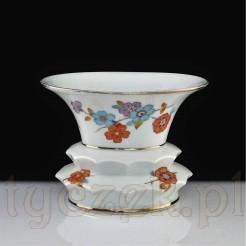 Niezwykła forma wazonu z epoki Art Deco
