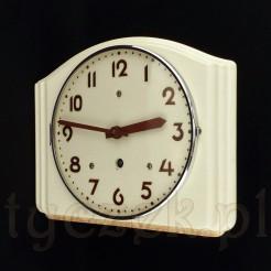 Dostojny zegar Vintage o ponadczasowej elegancji