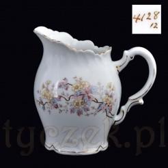 Śląski mlecznik cudownie zdobiony w barokowym stylu