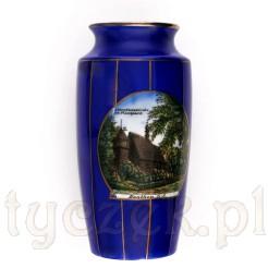 Porcelanowy souvenir z dawnego Bytomia