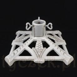 Stojak choinkowy wykonany z żeliwa