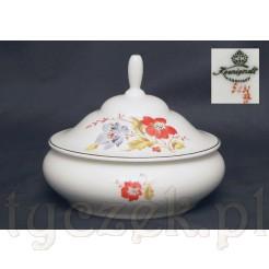 Koenigszelt sygnowana śląska porcelana