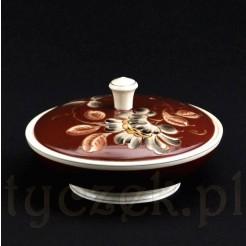 Dekroacyjna bombonierka z porcelany LICHTE