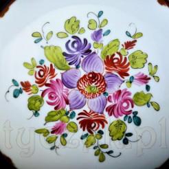 Ręcznie malowana porcelana z mistrzowskiej dekoratorni DRESDEN