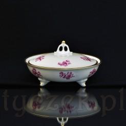 Oryginalna bombonierka pochodząca ze szwajcarskiej fabryki porcelany Suisse Langenthal