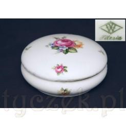Bombonierka z porcelany Tułowice - dawne Tillowitz