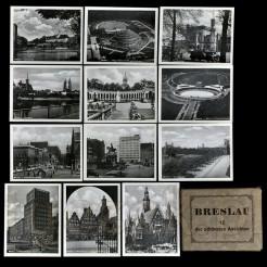 Kompletne wydanie widoków z Breslau