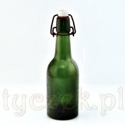 Poniemiecka butelka browaru Fuhrmann - Połczyn Zdrój