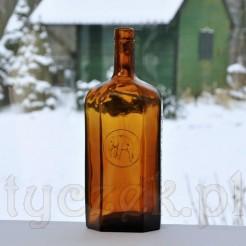 Oryginalna butelka Mampe BERLIN DANZIG
