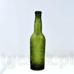 Kolekcjonerska butelka z dawnych Goświnowic
