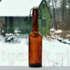 Butelka SCHONLANKE dawny browar zamkowy