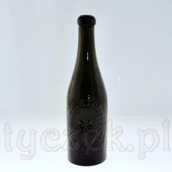 Butelka ze świdnickiego browaru Hugo Stumpfe