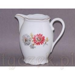 mlecznik porcelanowy z chryzantemą