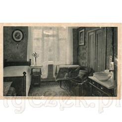 Wnętrze jednego z pokoju w domu kuracjusza Stella Matutina w pełni urządzonego