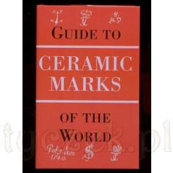 Katalog w języku angielskim o znakach na ceramcie