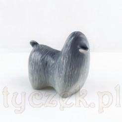 Chart Afgański porcelanowa figurka