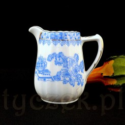 Piękny mlecznik China Blau Tuppack Tiefenfurt