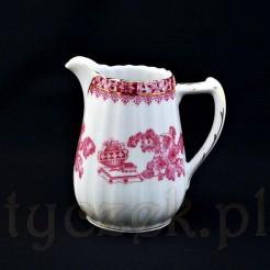 Kolekcjonerski mlecznik ze wzoru China Rot