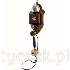 Stylowy domofon stuletni antyk marki CONNEX