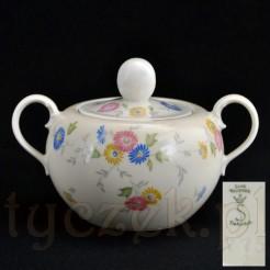 Cukiernica ze śląskiej porcelany Marki Echt Tuppack