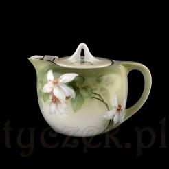 Dostojny dzbanuszek na czaj, herbatę i napar