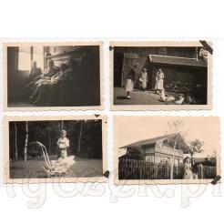 Chwile relaksu na dawnych fotografiach z 1932 r.