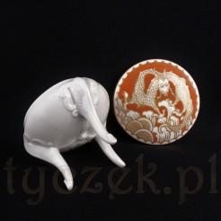 Ręcznie malowana porcelana kolekcjonerska ROSENTHAL