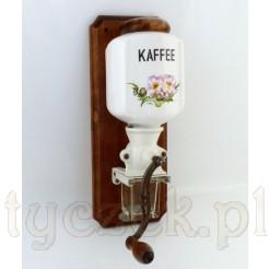 Dekoracyjny młynek do kawy