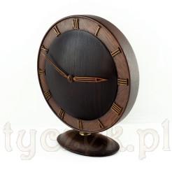 Wspaniały zegarek JUNGHANS w drewnie -nie tylko na biurko!